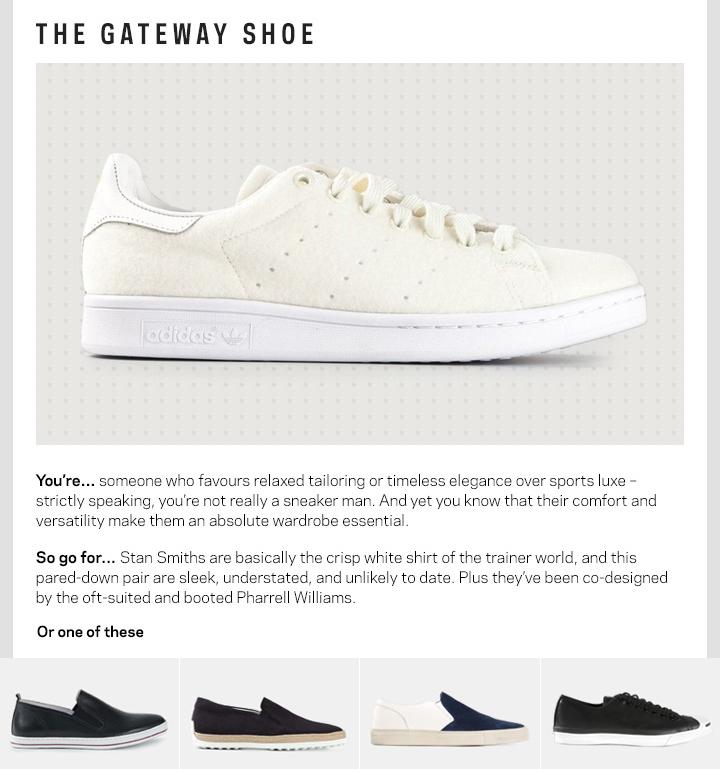 Gateway Shoe