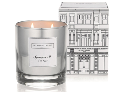The White Company 'Symons' Candle