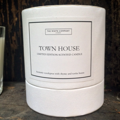 Town House, my favourite of the 'House' candles.