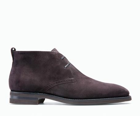 Bally Suede Desert Boots