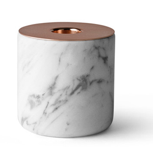 Chunk Marble Candle Holder