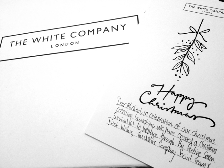 The White Company Gift