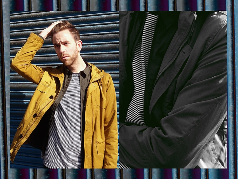 Pretty Green Gallagher Menswear Clothing Trends Coat Parka Stripes Top Jeans