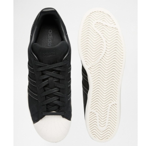 Adidas Originals Superstar Waxed Leather Trainers S79470