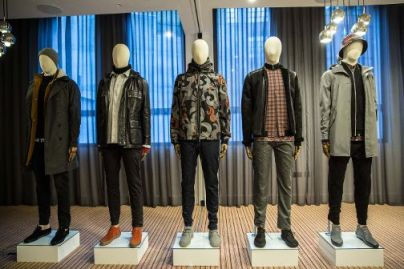 PRETTY GREEN LONDON CARNABY STREET LCM LONDON COLLECTIONS MEN AW16