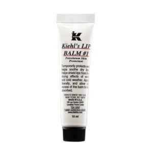 Kiehls Kiehl's Lip Balm Skincare Mens Skin Male Grooming Boy in Breton Lifestyle Fashion Blogger