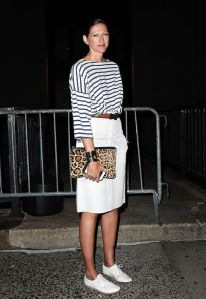 Jenna Lyons J.Crew Style Mon Breton Stripes Top Boy in Breton Blog Fashion Blog Male Guy Blogger boyinbreton.com