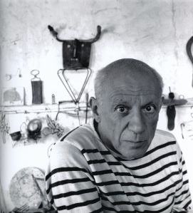 Pablo Picasso Mon Breton Stripes Top Boy in Breton Blog Fashion Blog Male Guy Blogger boyinbreton.com