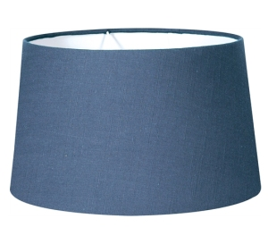 Sophisticated linen finish that is stylish and simply understated. This shade is wonderfully versatile and suitable for any room in the house. Navy Greek Grecian interiors interior design style inspiration lighting blog blogger lifestyle male blog menswear boy in breton boyinbreton.com