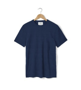 LYLE & SCOTT London Engineered Rib T-shirt