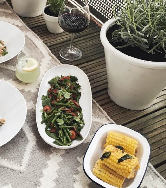 Summer Entertaining The White Company #mywhiteco #summerentertaining Party Gathering Drinks Outside Balcony Garden Inspiration Ideas Cocktail Recipes Lifestyle Blog Blogger Mens Tips Menswear Mens Fashion LCM Boy in Breton boyinbreton michael parker