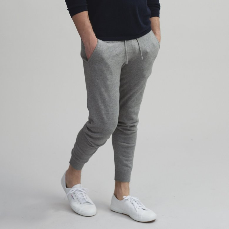 The White Company Mens Menswear Clothes Clothing Fashion Luxury Christmas Xmas Present Gifts Gifting Cashmere Wool Socks Cardigan Robe Dressing Gown Blog Blogger Lifestyle Mens Boyinbreton.com Boyinbreton Boy in Breton Jersey Loopback Zip-thru Sweatshirt Joggers Chunky Cashmere Cardigan Joggers