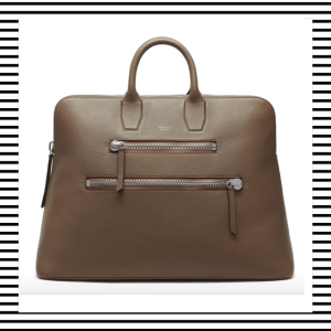 Man Bag Mens Bags Accessories Manbag Prada Tote AW16 FW16 Blog Blogger Mens Blog London Style Fashion Tips Styling Boyinbreton.com Boy in Breton Mulberry Zip Holdall