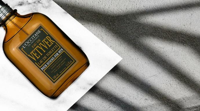 L'Occitane Eau de Vetyver Eau de Toilette Fragrance Pour Homme For him male blog blogger boyinbreton.com boy in breton top best