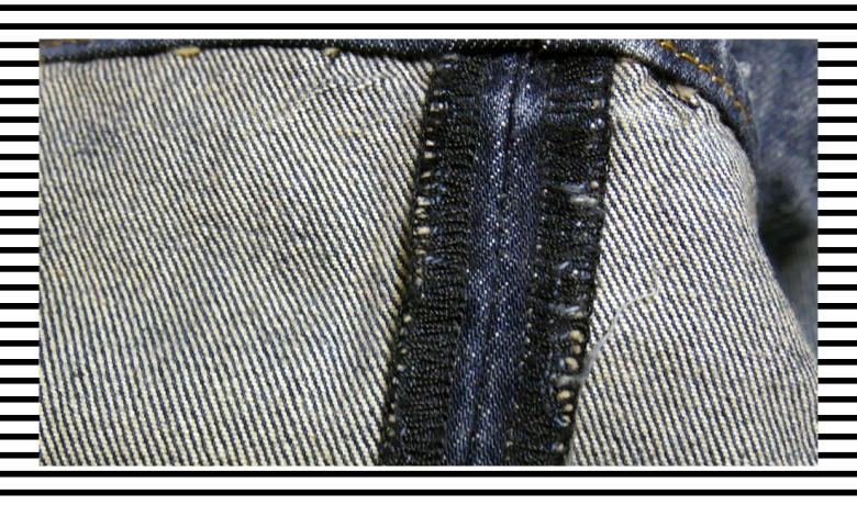Denim Shuttle Loom Selvedge Jeans Raw Dry Mens Menswear Style Fashion Blog Blogger Boyinbreton.com boyinbreton boy in breton open end