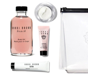 Bobbi Brown Beach Gift set for her valentine's gift guide