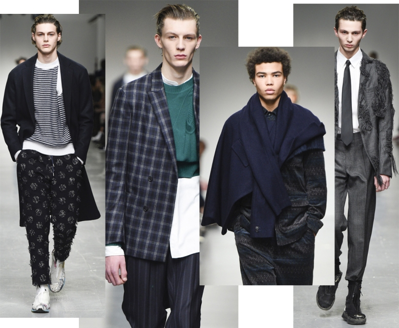 Casely-Hayford Fall Winter 2017 LCM London Collections Men