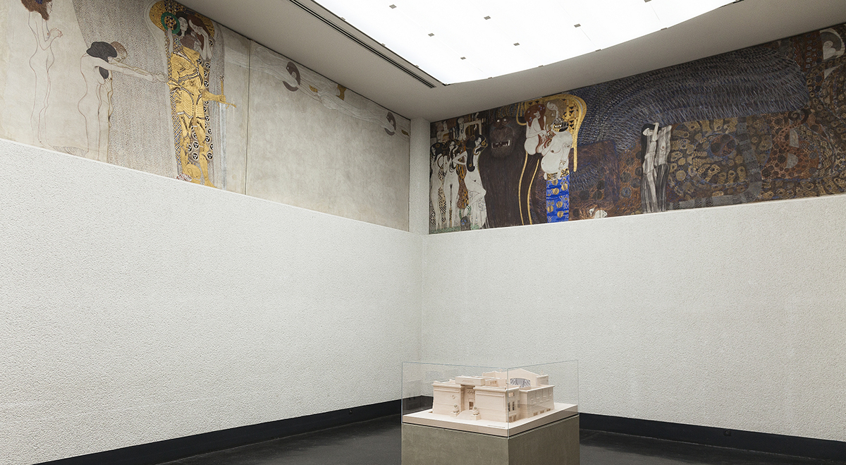 Secession building Vienna places to visit guide klimt art museum boyinbreton.com