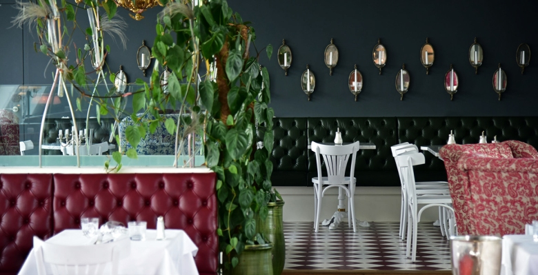 Grand Etage Grand Ferdinand Hotel review restaurant Vienna boyinbreton.com boy in breton