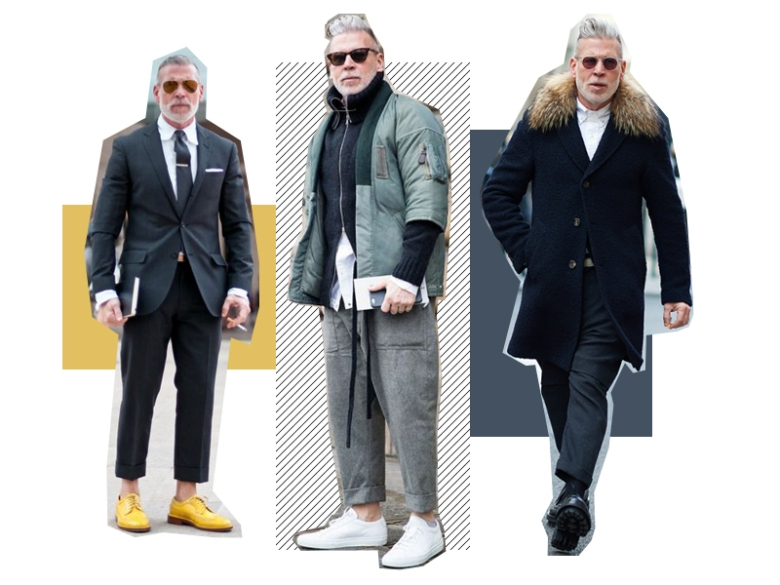 Nick Wooster style fashion menswear boyinbreton.com boy in breton