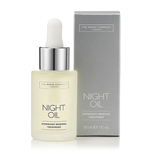 The White Company Skincare Overnight Renewal Night Oil treatment valentines day gifts
