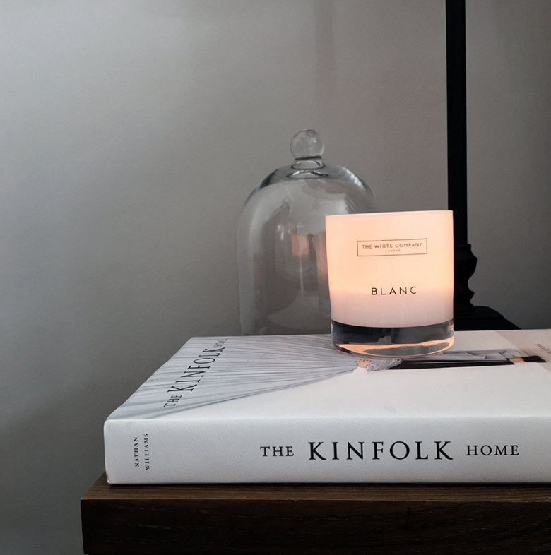 The White Company Blanc Candle Candles Home Scent Scenting Lifestyle Blog blogger boyinbreton boyinbreton.com boy in breton kinfolk