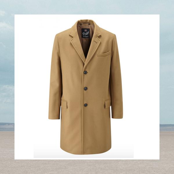 Gloverall Overcoat Duffle Coat Outerwear Made in England Menswear fashion style blog blogger boyinbreton.com boy in breton