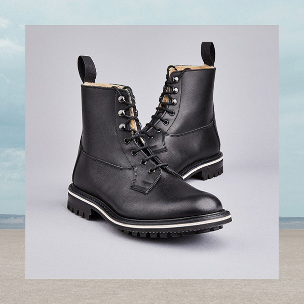 Tricker's Shoes Boots Made in England Menswear fashion style blog blogger boyinbreton.com boy in breton