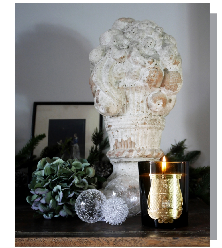 Boyinbreton.com boy in breton blog blogger lifestyle home interior interiors Christmas decorations decorating entertaining tablescaping table dressing BONADEA Cire Trudon Candle Spiritus Sancti scent ideas inspiration