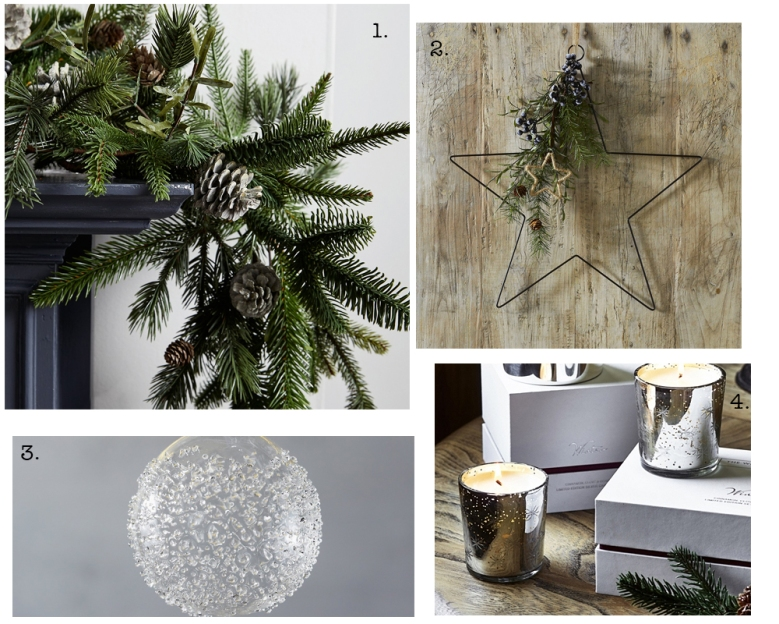 Cire Trudon candle scent fragrance scenting Christofle Eden Marcel Wanders White Wine Glass Soie Tressée L'Objet Dinner Plate Gold Trim BONADEA Table tablescape Christmas setting laying inspiration ideas festive entertaining blog blogger lifestyle boyinbreton.com boy in breton The White Company #mywhiteco garlands baubles winter scandi decoration