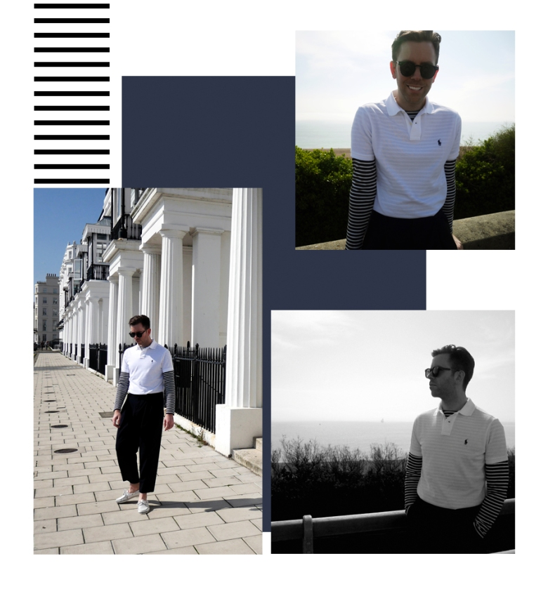 Polo Shirt Ralph Lauren Icon Boyinbreton Boy in Breton Menswear Fashion Style Blog Blogger